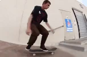 Watch and share Kickflip Back Lip GIFs and The Holy Crail GIFs on Gfycat