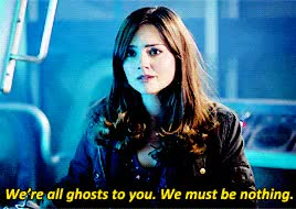 Watch and share Wilfred Mott GIFs and Clara Oswald GIFs on Gfycat