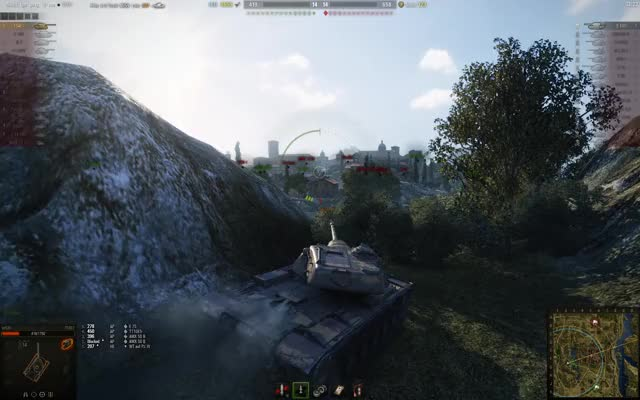 Watch Eye for an eye GIF by @se530 on Gfycat. Discover more worldoftanks GIFs on Gfycat