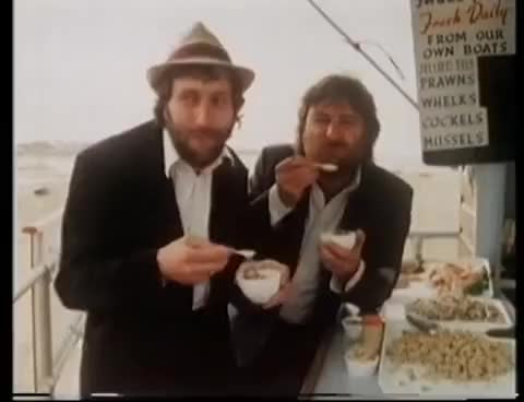 Watch Chas and Dave - Margate (1982) GIF on Gfycat. Discover more related GIFs on Gfycat