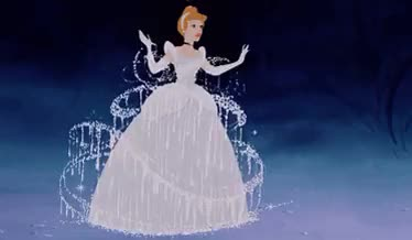 Watch and share Cinderella's Dress GIFs and Cinderella Quote GIFs on Gfycat
