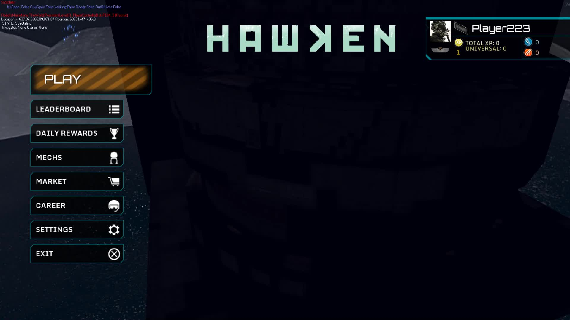 Hawken, Hawken Hidden Room GIFs