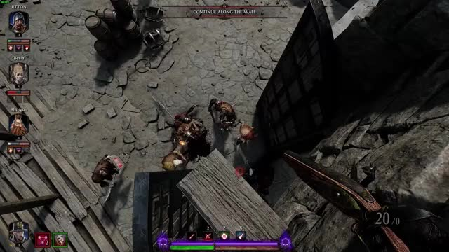 Watch and share InkedWarhammer Vermintide 2 2018.04.03 - 15.59.34.01 GIFs on Gfycat