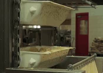 Watch and share Chain Links Being Welded          Bottle Cap Machine          Making A Spring          Bins Of Chips GIFs on Gfycat