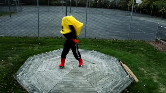 Pac-Man Loves Halloween