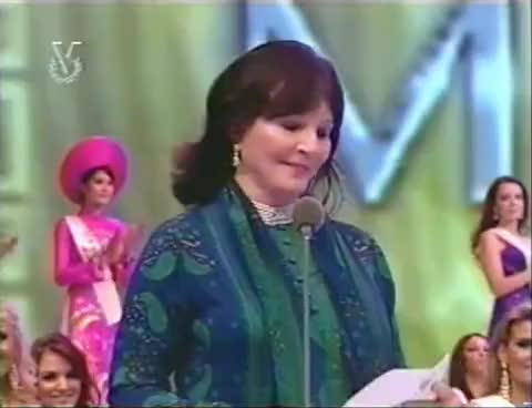 Watch and share Miss World GIFs on Gfycat
