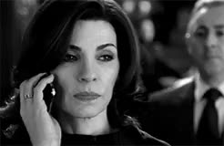 Watch and share Julianna Margulies GIFs and Alicia Florrick GIFs on Gfycat