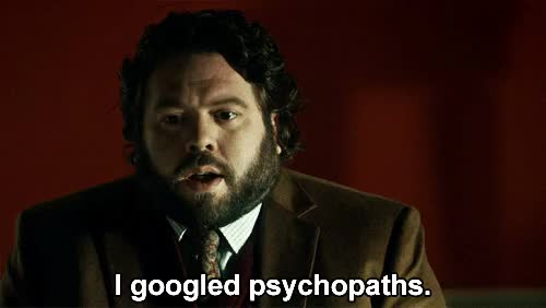 Watch and share Nbchannibal GIFs and Psychopathy GIFs on Gfycat