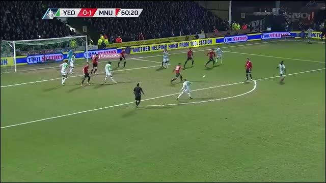 Watch and share 73 Herrera (FA Cup) (1) GIFs by mu_goals_xx on Gfycat