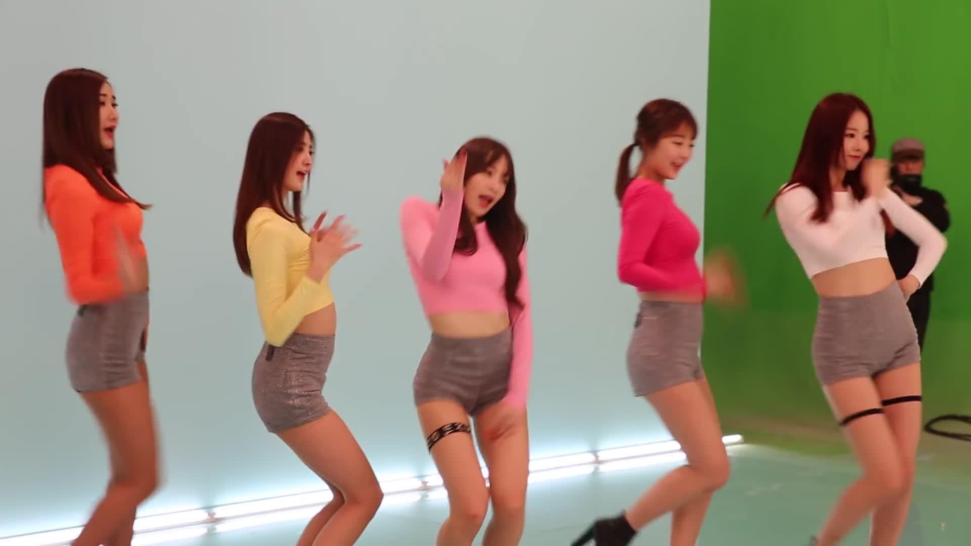 exid, exid (musical group), music (tv genre), up & down, EXID GIFs