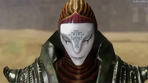 Watch King Of The Chilis. GIF on Gfycat. Discover more game cube, ganondorf, link, nitendo, twilight princess, video game boss, video game characters, video game villains, video games, wii, wiiu, zant, zelda GIFs on Gfycat