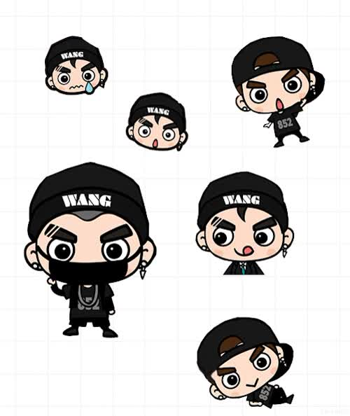 Watch and share My Wild Idiot GIFs and Jackson Wang GIFs on Gfycat