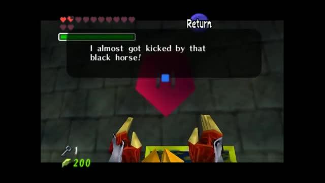 [Vinesauce] Vinny - Zelda: Ocarina of Time Randomized