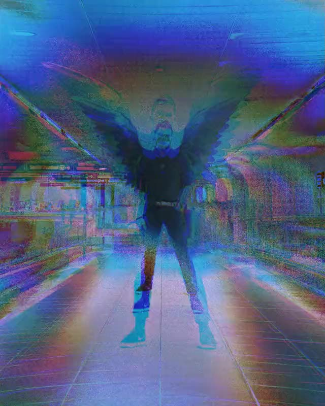 Watch Glitch Wings GIF on Gfycat. Discover more related GIFs on Gfycat
