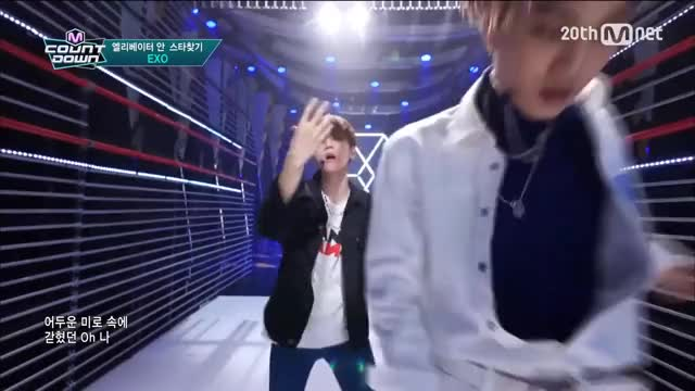 Watch EXO - 'CALL ME BABY' Replay! M COUNTDOWN 150702 Ep.431 GIF on Gfycat. Discover more related GIFs on Gfycat