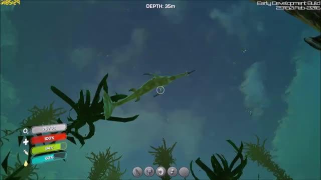 Watch Stalker Attacks Spongebob GIF by @arcticravine on Gfycat. Discover more subnautica GIFs on Gfycat
