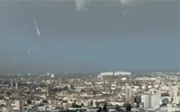 Watch Kappa Falling from the Sky GIF by Bellnox (@bellnox) on Gfycat. Discover more Bomb, Kappa, Meteor GIFs on Gfycat