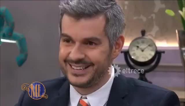 Watch and share Marcos Peña Contó El Éxito Que Son Los Timbreos Y  Cómo Reacciona La Gente GIFs on Gfycat