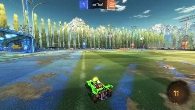 Watch and share Rocket League GIFs and Wall Save GIFs by tankimus on Gfycat