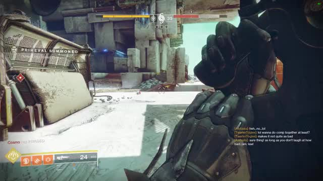 Watch and share Destiny2 GIFs by hanbammer on Gfycat
