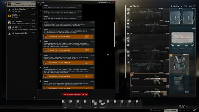 Watch and share Escape From Tarkov 02.20.2018 - 22.36.12.01 GIFs on Gfycat