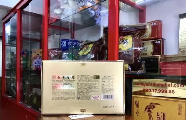 Watch and share Nuoc Hong Sam Cao Cap KGC Plus Mild Hop 30 Goi -2 GIFs on Gfycat