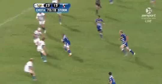 Watch [GIF] Gamebreaker | Cornal Hendricks vs. Stormers (reddit) GIF by @dumadent on Gfycat. Discover more highlightgifs GIFs on Gfycat