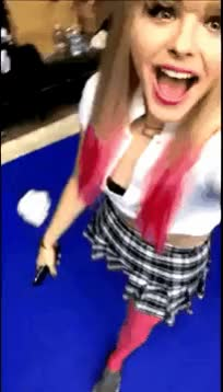 Watch and share School Uniform GIFs and School Girl GIFs by Necropixistix on Gfycat