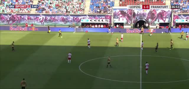 Watch and share Rb Leipzig GIFs and Football GIFs by thatgooner on Gfycat