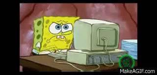 Watch and share Spongebob Brain GIFs on Gfycat