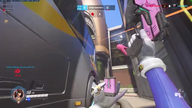 Watch and share Overwatch GIFs and Potg GIFs by ra919x on Gfycat