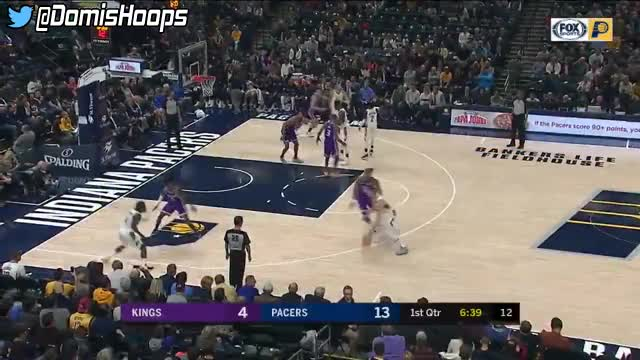 Watch Victor Oladipo Full Highlights vs Kings - 14 Points! (2017.10.31) GIF on Gfycat. Discover more basketball highlights, domis, domishoops, highlights, hoops, nba highlights, victor oladipo, victor oladipo full highlights, victor oladipo full highlights vs kings, victor oladipo highlights GIFs on Gfycat