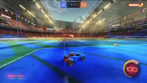 Watch [Rocket League] [Gif] Nice little Double-Hit-Aerial. (reddit) GIF on Gfycat. Discover more ps4 GIFs on Gfycat