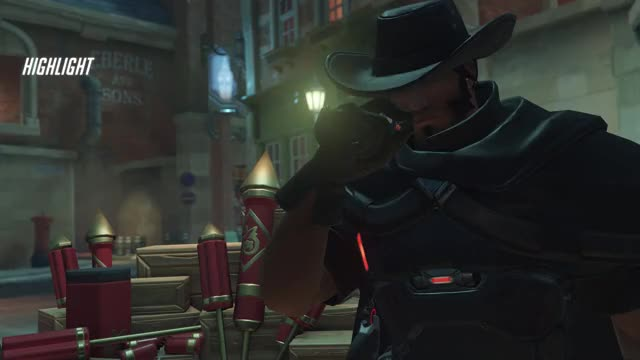 Watch and share Mccree 18-04-21 21-29-10 GIFs on Gfycat