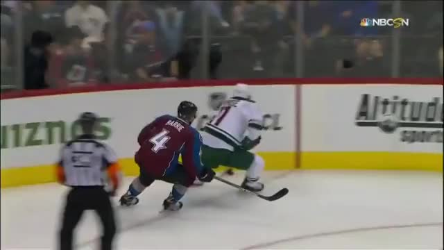 Watch and share Hockey GIFs and Parise GIFs by 50in15 on Gfycat