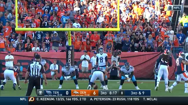 Watch and share Tennessee Titans GIFs and Denver Broncos GIFs on Gfycat