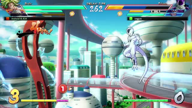 Watch fear GIF on Gfycat. Discover more Dragon Ball FighterZ, dbfz GIFs on Gfycat