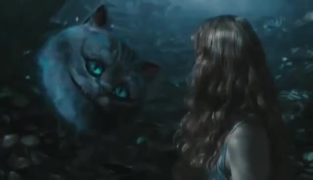 Watch and share Cheshire Cat GIFs on Gfycat