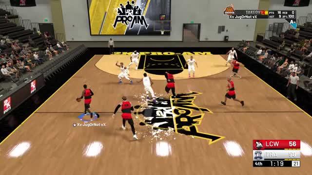 Watch Clutch Performer GIF by Gamer DVR (@xboxdvr) on Gfycat. Discover more NBA2K19, Xv JugOrNot vX, xbox, xbox dvr, xbox one GIFs on Gfycat
