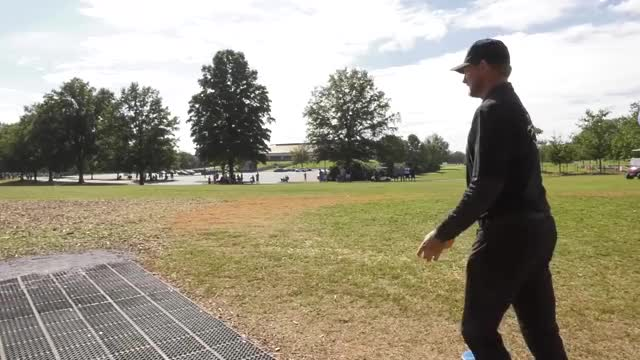 Watch 2016 USDGC - Round 2 - Hole 13 - Koling tee shot GIF by @rprodart on Gfycat. Discover more dgwt, disc golf, usdgc GIFs on Gfycat