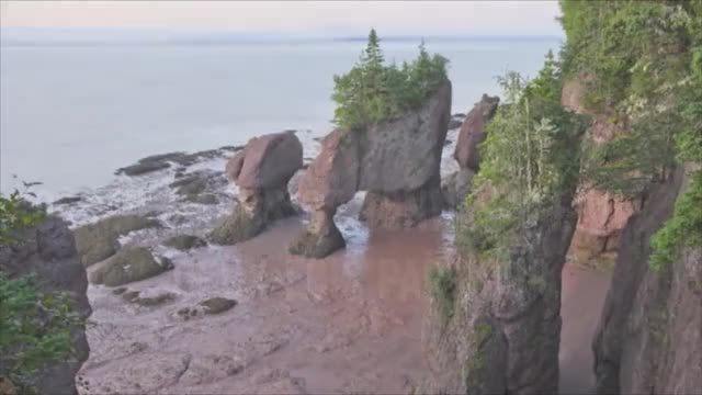 Watch and share Creative Imagery GIFs and Hopewell Rocks GIFs on Gfycat