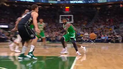 Watch Kyrie Irving — Boston Celtics GIF by Off-Hand (@off-hand) on Gfycat. Discover more 022119 GIFs on Gfycat