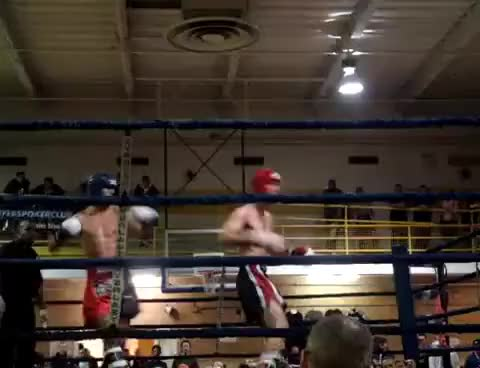 Watch Muay Thai KO GIF on Gfycat. Discover more head kick, mma GIFs on Gfycat