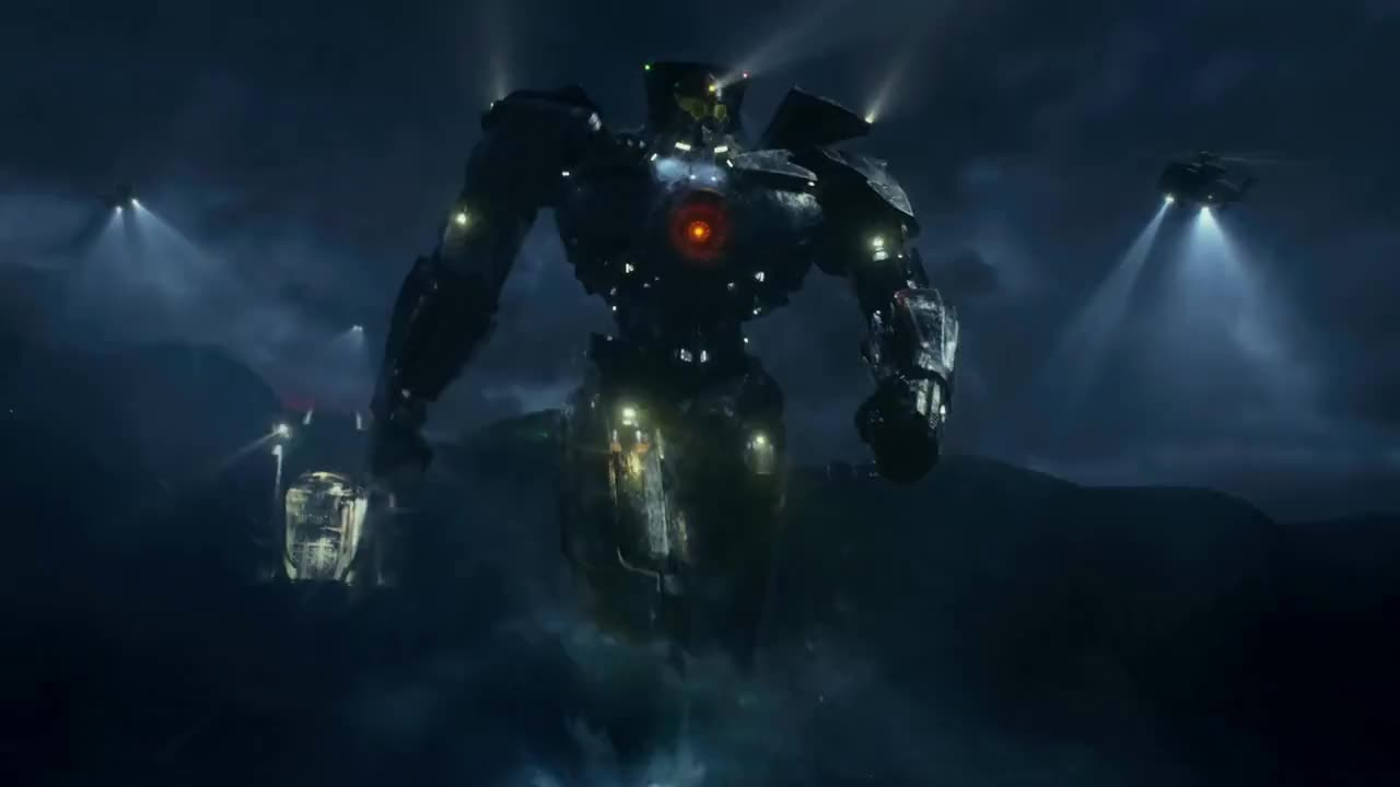 hercules, jr, movies, pacific, pacific rim, Pacific Rim - Braving the Storm GIFs