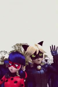 Watch and share Miraculous Ladybug GIFs on Gfycat