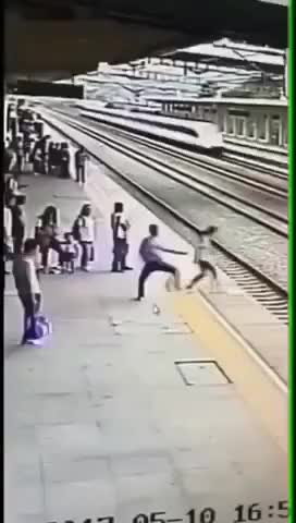 Watch and share He Saved A Life GIFs by TikTok on Gfycat
