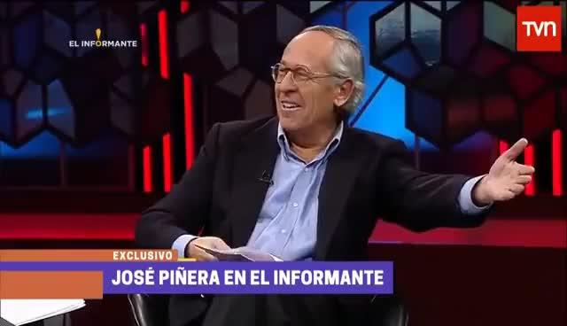 Watch and share Entrevista Exclusiva Con José Piñera, El Padre De Las AFP - El Informante Miércoles 3 De Agosto GIFs on Gfycat