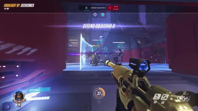 Watch genjirekt 18-11-27 20-12-15 GIF by Croissant (@icecoldbeer94) on Gfycat. Discover more highlight, overwatch GIFs on Gfycat