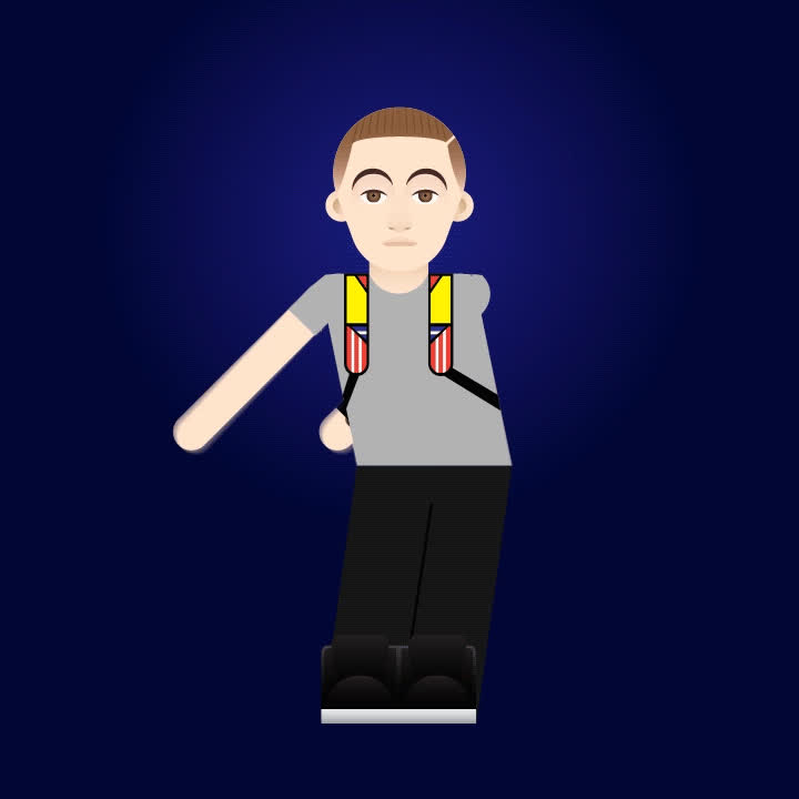awkward, backpack kid, dance, dancing, dominic grijalva, katy perry, uncomfortable, weird, Backpack Kid Dancing Animation GIFs