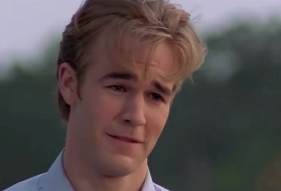 James Van Der Beek, beek, cry, crying, funny, hurt, james, sad, van, James Van Der Beek is sad GIFs
